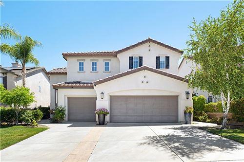 Photo of 26315 Peacock Place, Stevenson Ranch, CA 91381 (MLS # TR21132849)