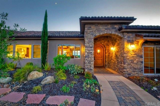 3175 Via Montevina, Fallbrook, CA 92028 - MLS#: 200027849