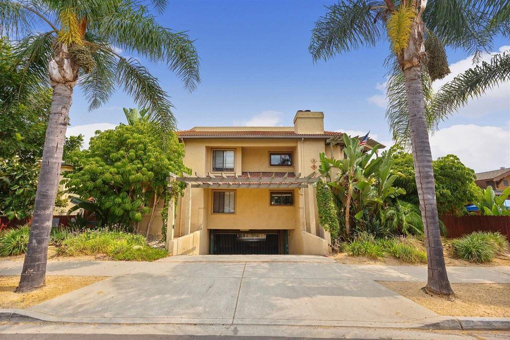 3751 37Th Street #6, San Diego, CA 92105 - #: PTP2104849