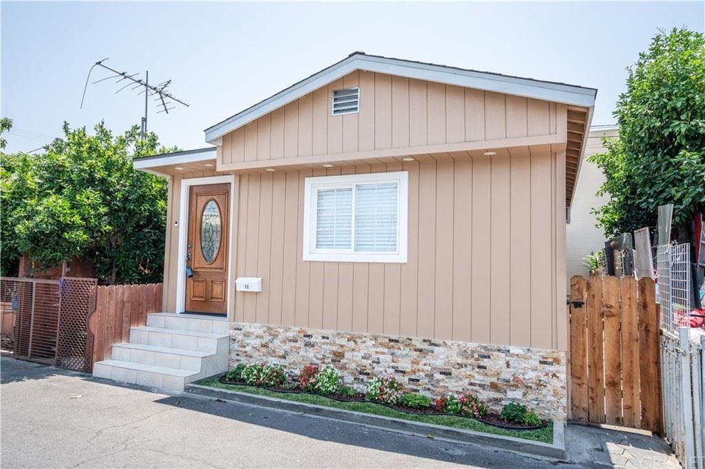 7337 Ethel Avenue #12, North Hollywood, CA 91605 - MLS#: SR21159849