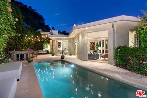 Photo of 3685 MANDEVILLE CANYON Road, Los Angeles, CA 90049 (MLS # 19522850)
