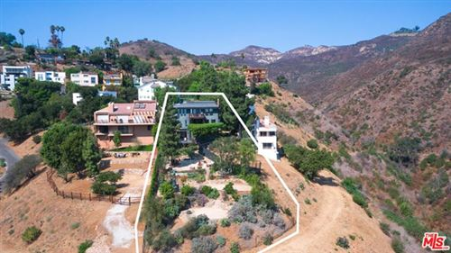 Photo of 26535 Ocean View Drive, Malibu, CA 90265 (MLS # 20642850)
