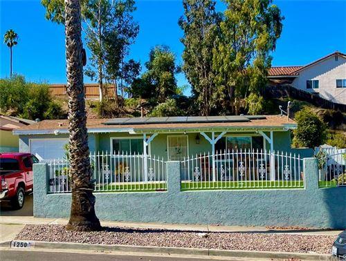 Photo of 1250 Josselyn Avenue, Chula Vista, CA 91911 (MLS # ND21231850)