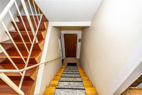 Tiny photo for 7409 Woodman Avenue #109, Van Nuys, CA 91405 (MLS # OC21075850)
