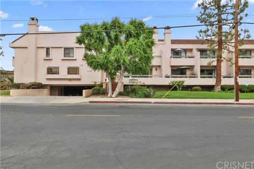 Photo of 9906 Owensmouth Avenue #26, Chatsworth, CA 91311 (MLS # SR21085850)