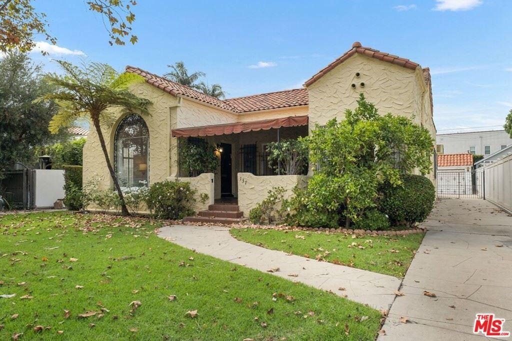 137 S Citrus Avenue, Los Angeles, CA 90036 - MLS#: 21790850