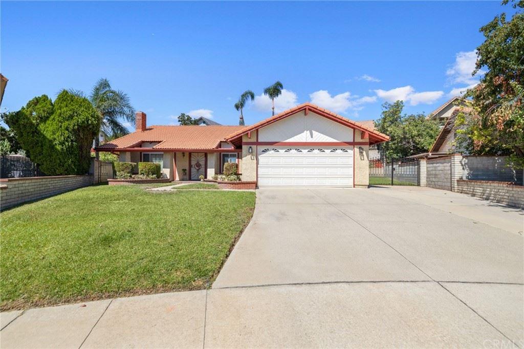 10382 Cartilla Court, Rancho Cucamonga, CA 91737 - MLS#: IV21204850
