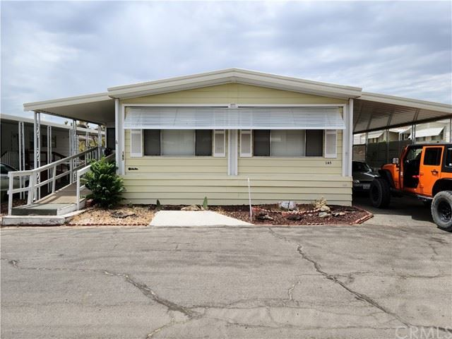 7425 CHURCH Street #165, Yucca Valley, CA 92284 - MLS#: JT21135850