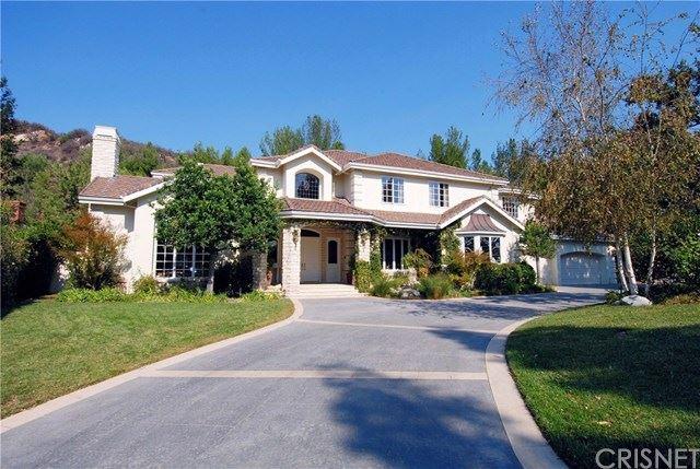 4019 Hunt Club Court, Agoura Hills, CA 91301 - #: SR20239850