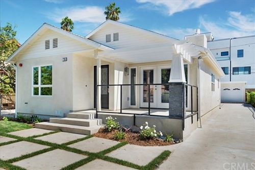 Photo of 736 N Wilton Place, Los Angeles, CA 90038 (MLS # CV20239851)