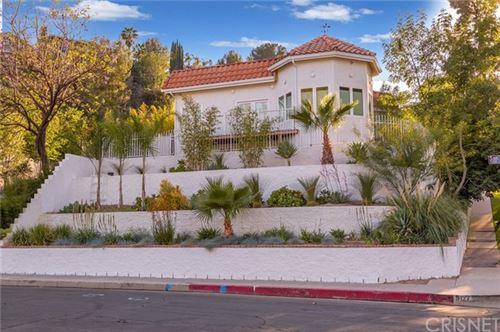Photo of 5127 San Feliciano Drive, Woodland Hills, CA 91364 (MLS # SR21100851)