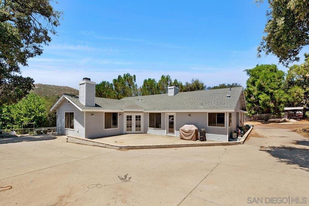 24440 Viejas Grade Rd, Descanso, CA 91916 - MLS#: 210021851