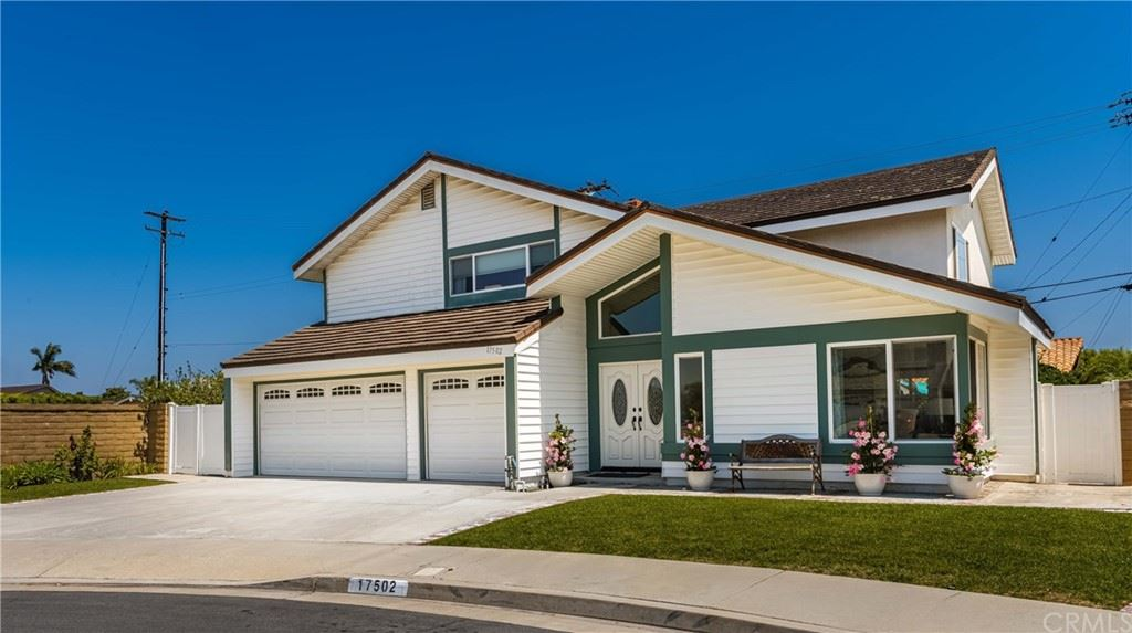 17502 Montbury Circle, Huntington Beach, CA 92649 - MLS#: OC21179851