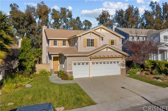 27654 Briarcliff Place, Valencia, CA 91354 - #: SR21006851