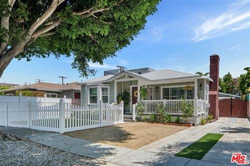 Photo of 3548 3550 Schaefer Street, Culver City, CA 90232 (MLS # 21769852)