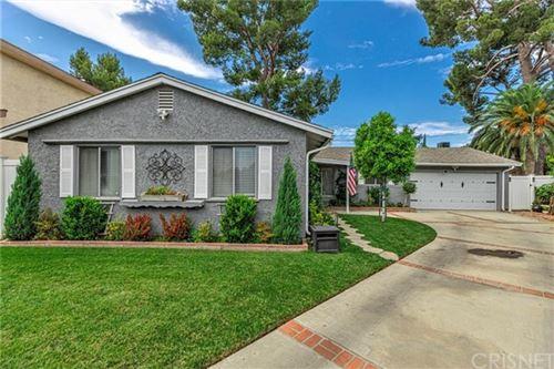 Photo of 11445 Curry Avenue, Granada Hills, CA 91344 (MLS # SR20195852)