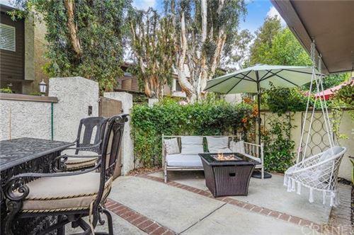 Photo of 21500 Califa Street #176, Woodland Hills, CA 91367 (MLS # SR21104852)