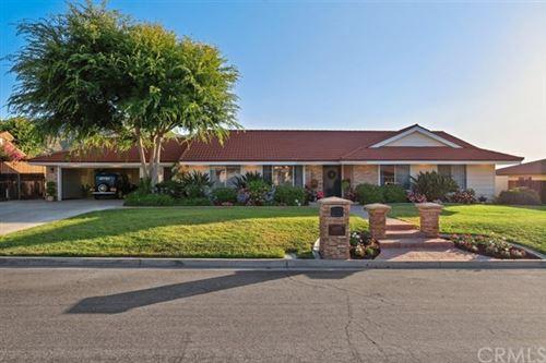 Photo of 43875 Mandarin Drive, Hemet, CA 92544 (MLS # SW20128852)