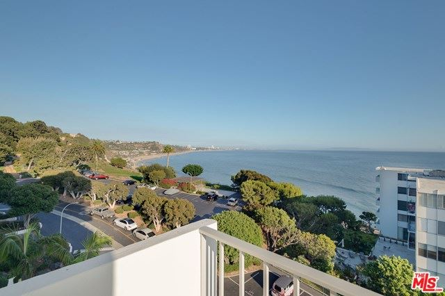 Photo of 17350 W SUNSET #505C, Pacific Palisades, CA 90272 (MLS # 21715852)