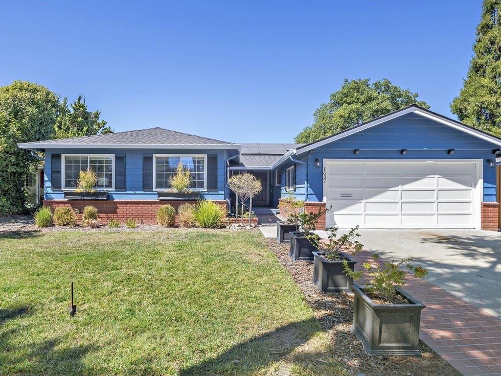 1637 Petri Place, San Jose, CA 95118 - MLS#: ML81859852