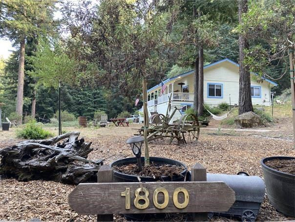 1800 Tucker Road, Scotts Valley, CA 95066 - MLS#: ML81814853