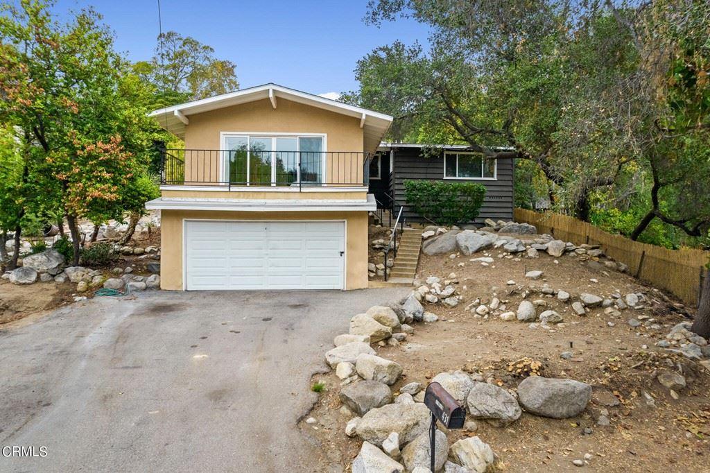 431 N Canon Avenue, Sierra Madre, CA 91024 - MLS#: P1-6853