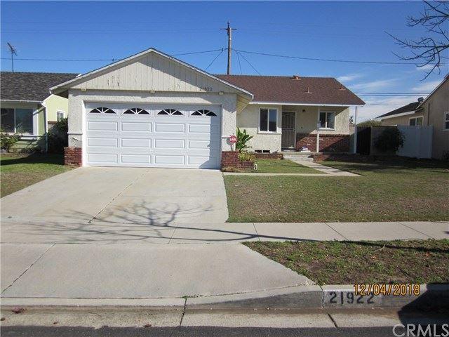 21922 Ladeene Avenue, Torrance, CA 90503 - MLS#: WS20057853