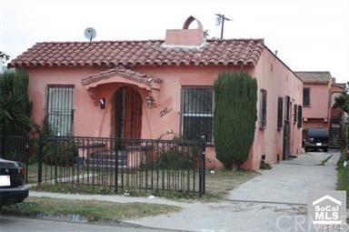 Photo of 1747 W 38th Street, County - Los Angeles, CA 90062 (MLS # DW21167854)