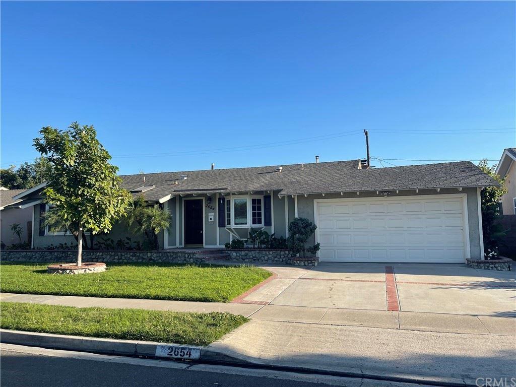 2654 W Stonybrook Drive, Anaheim, CA 92804 - MLS#: PW21208854