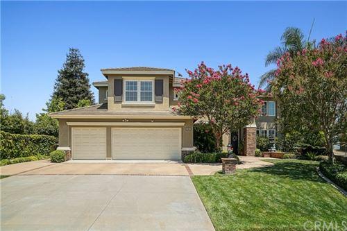 Photo of 13961 Woodrose Court, Chino Hills, CA 91709 (MLS # TR21144855)
