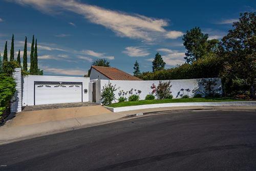 Photo of 4531 Coolhaven Court, Westlake Village, CA 91361 (MLS # 220006856)