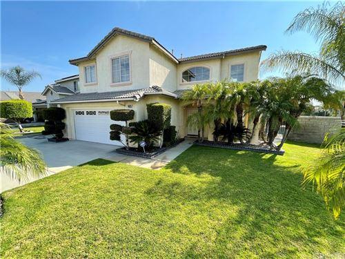 Photo of 16675 Mesa Oak Avenue, Chino Hills, CA 91709 (MLS # SR21146856)