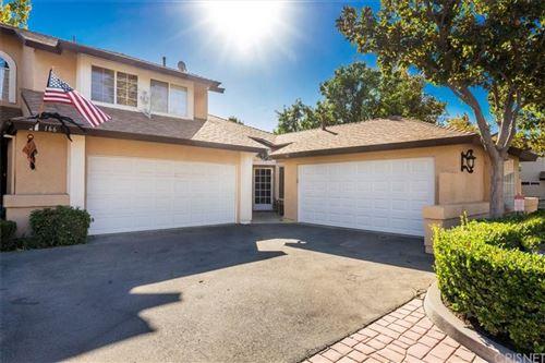 Photo of 28425 Seco Canyon Road #165, Saugus, CA 91390 (MLS # SR21220856)