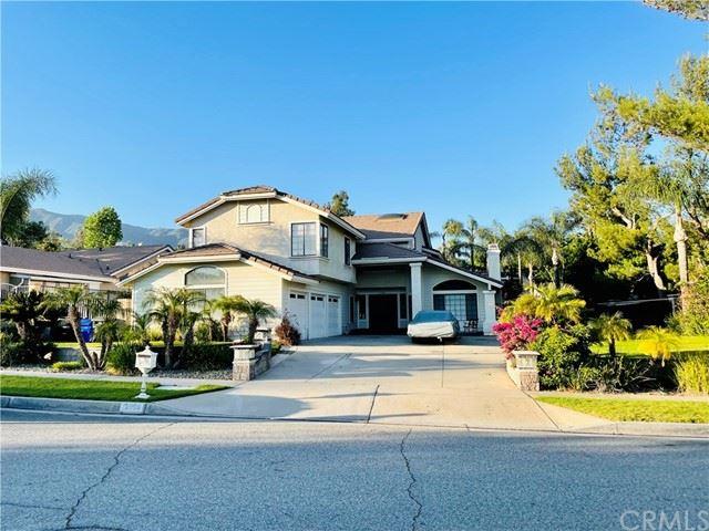 12820 E Rancho Estates Place, Rancho Cucamonga, CA 91739 - MLS#: EV21111856