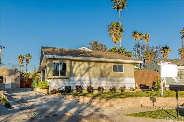 16723 Cantlay Street, Lake Balboa, CA 91406 - MLS#: SR21063856