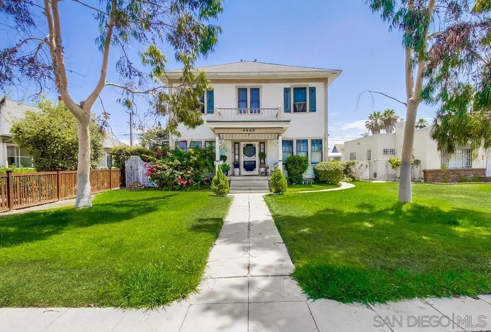 4469 Cleveland Ave, San Diego, CA 92116 - #: 210022857