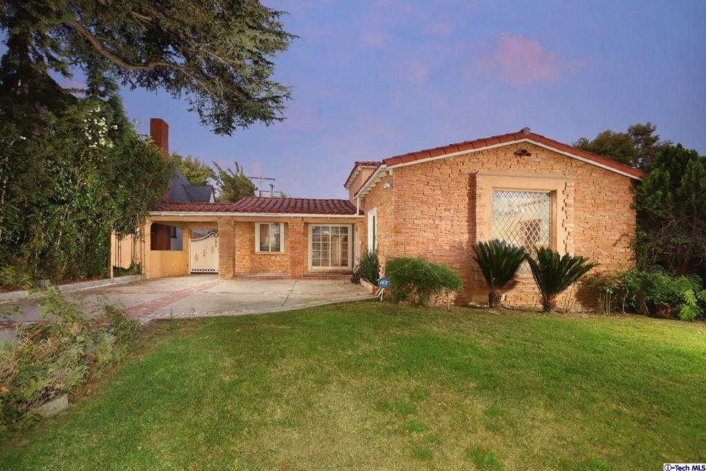 Photo of 1410 Hillcrest Avenue, Glendale, CA 91202 (MLS # 320006857)