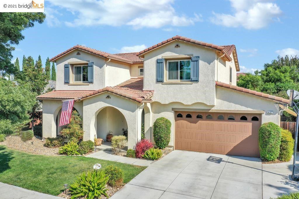 451 Effie Ct, Brentwood, CA 94513 - MLS#: 40964857