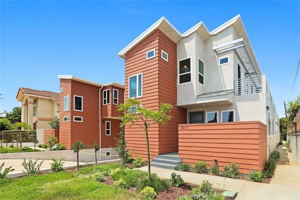 221 S New Avenue #A, Monterey Park, CA 91755 - MLS#: AR21127857