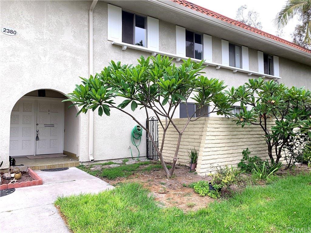 2380 Via Mariposa E #D, Laguna Woods, CA 92637 - MLS#: SB21172857