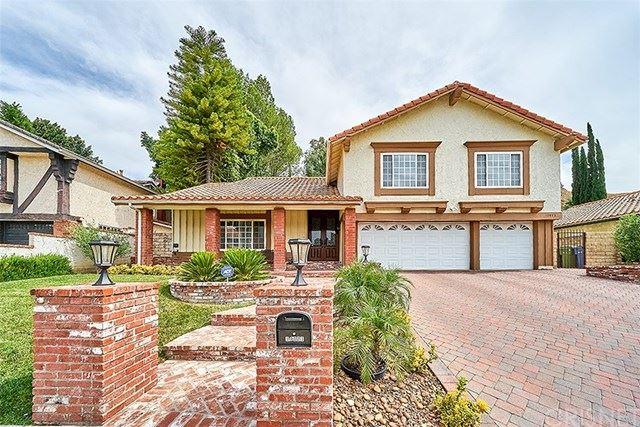19023 Vista Grande Way, Porter Ranch, CA 91326 - #: SR20108857