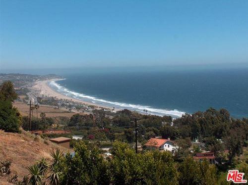 Photo of 31345 PACIFIC COAST Highway, Malibu, CA 90265 (MLS # 20591858)