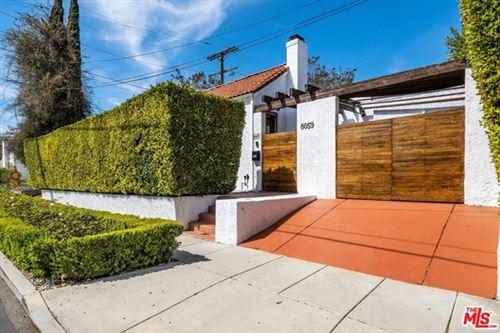 Photo of 8059 Clinton Street, Los Angeles, CA 90048 (MLS # 21701858)