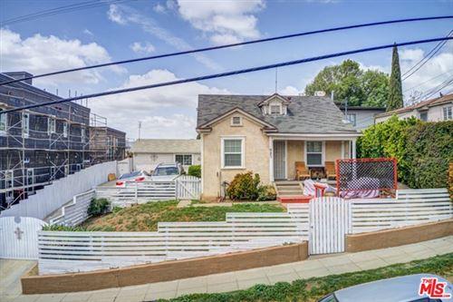 Photo of 921 N Manzanita Street, Los Angeles, CA 90029 (MLS # 21720858)