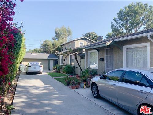 Photo of 8914 Krueger Street #1/2, Culver City, CA 90232 (MLS # 21759858)
