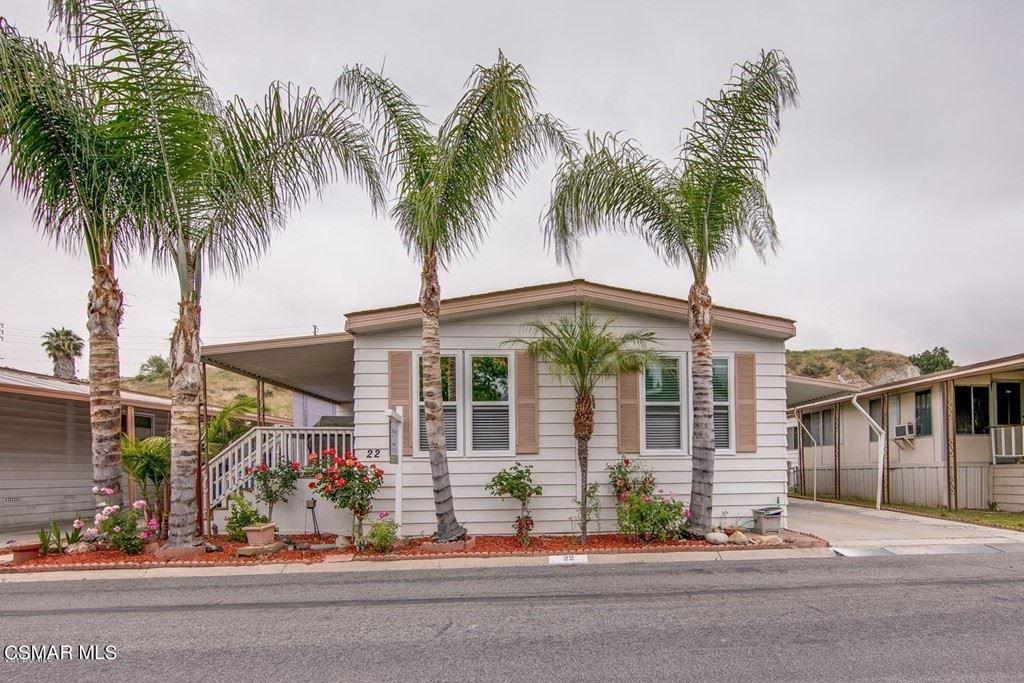 Photo of 15750 Arroyo Drive #22, Moorpark, CA 93021 (MLS # 221003858)