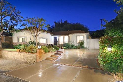 Photo of 3113 Encinal Avenue, La Crescenta, CA 91214 (MLS # 320002859)