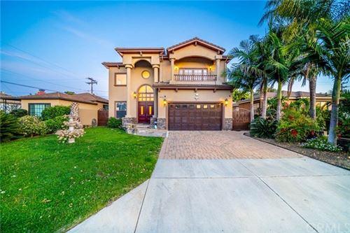 Photo of 8816 Elston Avenue, Downey, CA 90240 (MLS # DW20070859)