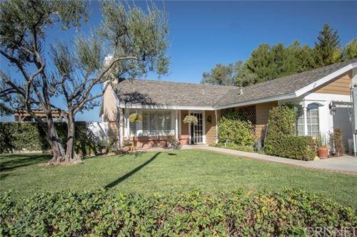 Photo of 27845 Carnegie Avenue, Saugus, CA 91350 (MLS # SR20242859)
