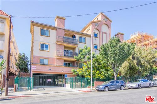 Photo of 2811 FRANCIS Avenue #108, Los Angeles, CA 90005 (MLS # 20579860)